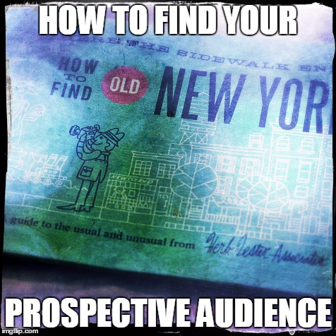 how to find your prospective music audience